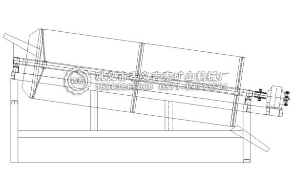 滚筒筛分机简介 滚筒筛分机是根据物料的颗粒大小进行分级处理的一种选矿设备,又被称为滚筒筛分机,因工艺布置简单,被广泛应用于矿山、建材、交通、能源、化工等行业的产 品分级。常用在中、细粒物料的分级筛分,以提高物料的质量。吉宏机械可根据用户的不同实际情况,可专业定制各种型号规格、各种振动方式的高级滚筒筛。 滚筒筛分机是我公司为电厂、焦化厂、建材、冶金、化工、矿山等行业而研制的专用筛分设备,它克服了圆振动筛和直线筛在筛分较湿物料时出现的筛网堵塞问题,提高了筛分系统的产量和可靠性,受到广大用户的一致好评.